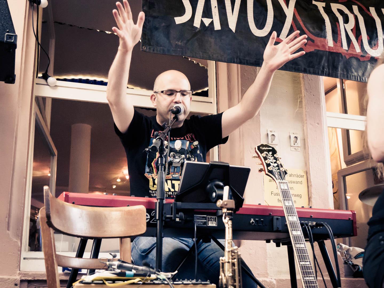 Savoy Truffle